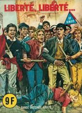 Histoires noires (Elvifrance) -62- Liberté, liberté...