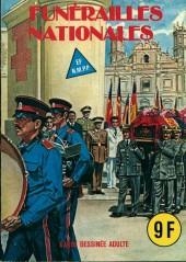 Histoires noires (Elvifrance) -68- Funérailles nationales