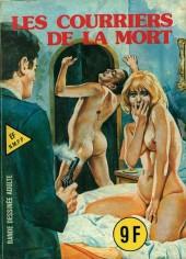 Histoires noires (Elvifrance) -76- Les courriers de la mort