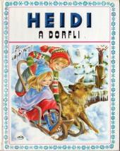 Heidi (Maury) -5- Heidi à Dörfli