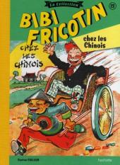 Bibi Fricotin (Hachette - la collection) -13- Bibi Fricotin chez les chinois