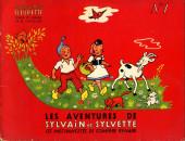 Sylvain et Sylvette (01-série : albums Fleurette) -1- Les méchancetés de compère renard