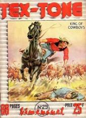 Tex-Tone -29- LA vengeance de Charlie Jasper
