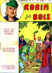 Robin des bois (Jeunesse et vacances) -4- Les 4 as font du cinéma