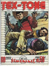 Tex-Tone -247- Complot aux grottes
