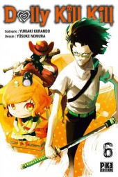 Dolly Kill Kill -6- Tome 6