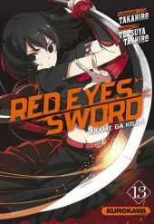 Red eyes sword - Akame ga Kill ! -13- Tome 13