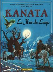 Kanata -1- La hue du loup