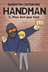 Handman -3- Plus fort que tout
