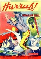Hurrah! (Après-guerre - 2e série) -22- Médaillon fatal