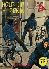 Histoires noires (Elvifrance) -37- Hold-up à Pékin