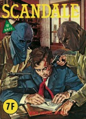 Histoires noires (Elvifrance) -41- Scandale