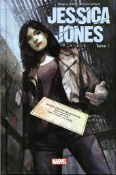 Jessica Jones -1- Sans cage