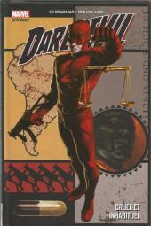 Daredevil par Brubaker (Marvel Deluxe) -3- Cruel et Inhabituel