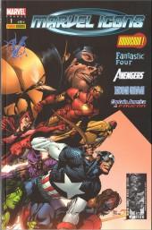 Marvel Icons (Marvel France 1re série) -1A- La méthode forte
