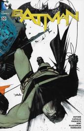 Batman (2011) -50A- Superheavy, Part Ten