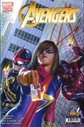 Avengers (Marvel France - 2017) -2- Changer le monde