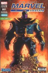 Marvel Universe (Panini - 2017)  -1- Le Retour de Thanos