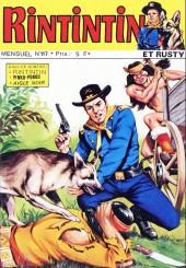 Rin Tin Tin & Rusty (2e série) -117- Le fléau de la montagne