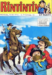 Rin Tin Tin & Rusty (2e série) -118- La grotte de la squaw