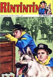 Rin Tin Tin & Rusty (2e série) -129- La grande révolte