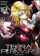 Terra formars -19- Tome 19