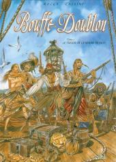 Bouffe-Doublon -1- Le trésor de la Madre de Dios