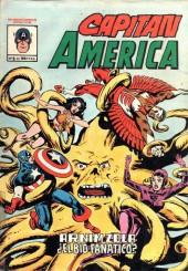 Capitán América (Vol. 4) -9- Arnim Zola...¡El bio-fanático!