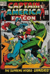 Captain America (Marvel comics - 1968) -147-