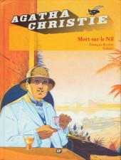 Agatha Christie (Emmanuel Proust Éditions) -2- Mort sur le Nil