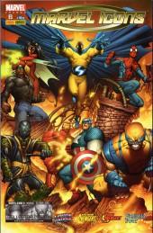 Marvel Icons (Marvel France - 2005) -6A- Evasion (2)