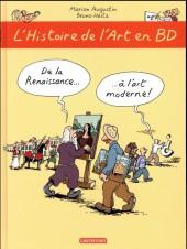 L'histoire de l'art en BD -2- De la Renaissance à l'art moderne