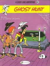 Lucky Luke (en anglais) -6165- Ghost hunt