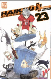 Haikyu !! Les As du Volley -23- Tome 23