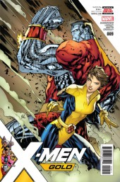 X-Men: Gold (2017) -9- Kitty Goes To Washington: Part 1