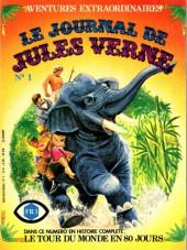 Jules Verne (Le Journal de) - Aventures extraordinaires -1- Le Tour du monde en 80 jours