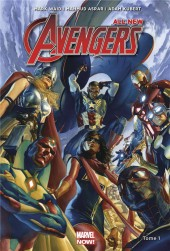 All-New Avengers (Marvel Now!) -1- Tome 1