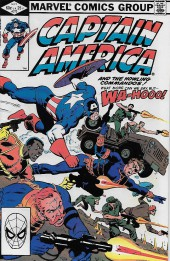 Captain America (1968) -273- Cap and the Howlers...Together Again!