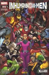 Inhumans vs X-Men