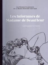 Les grands Classiques de la Bande Dessinée érotique - La Collection -3756- Les infortunes de Madame de Beaufleur