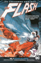 Flash (The) (2016) -INT03- Rogues Reloaded