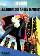 Luc Orient -8a81- La légion des anges maudits