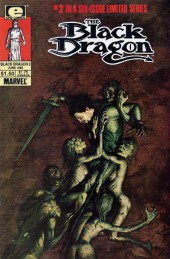 Black Dragon (The) -2- (sans titre)