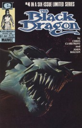 Black Dragon (The) -4- (sans titre)