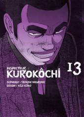 Inspecteur Kurokôchi -13- Tome 13