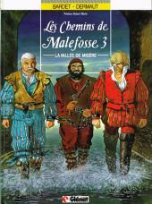 Les chemins de Malefosse -3- La vallée de misère