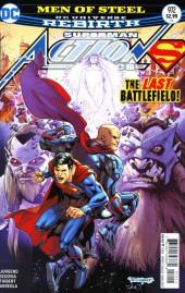 Action Comics (1938) -972- Men of Steel - Conclusion