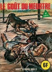 Histoires noires (Elvifrance) -24- Le goût du meurtre