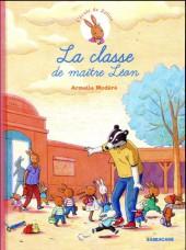 L'ecole de Zéline -1- La classe de maître Léon