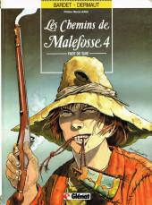 Les chemins de Malefosse -4- Face de suie